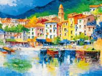 112 - Fotomural Riviera Ligure