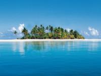 369 - Fotomural Maldive Island