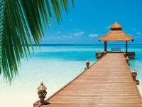 376 - Fotomural Paradise Beach