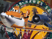Fotomural 1-464 Planes Squadron