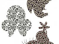 Sticker 14008 Minnie Art