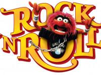 Sticker 14010 Muppets Rock'n Roll