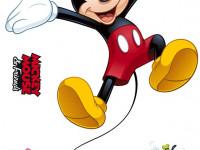 Sticker 14017 Mickey And Friends
