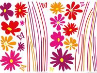 74109 - Wall Sticker Flower Meadow