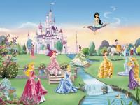 Fotomural 8-414 Princess Castle