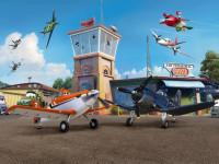 Fotomural 8-469 Planes Terminal