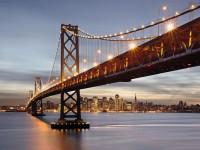 Fotomural 8-733 Bay Bridge