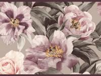 CEF016- Cenefa floral