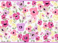 CEF013- Cenefa floral
