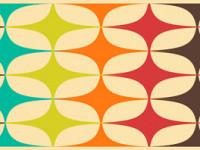 CEG009- Cenefa geométrica