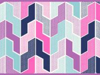 CEG012- Cenefa geométrica