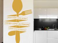 CO005 - Vinilo Decorativo Cocina