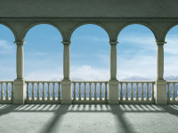 Fotomural Columns 001