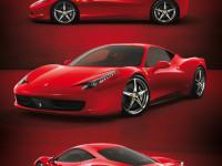 Fotomural Ferrari L001