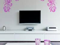 FL051 - Vinilo Decorativo Floral