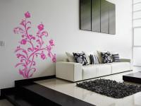 FL054 - Vinilo Decorativo Floral