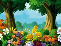 FT0146 - Fotomural Forest