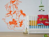 IN042- Vinilo Decorativo Infantil