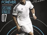 Fotomural Ronaldo L001