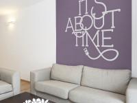 TE012 - Vinilo Decorativo Texto