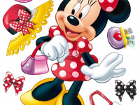 DK1703 - Sticker Disney Minnie