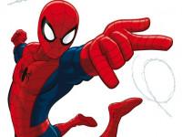 DK1710 - Sticker Disney Spider Jumping