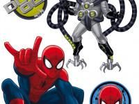 DK1711 - Sticker Disney Spiderman & Dr. Octopus