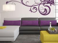 FL039- Vinilo Decorativo Floral