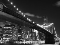 FTS1305 - Fotomural Brooklyn Bridge