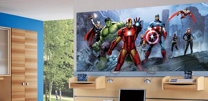 Disney & Marvel Panoramic